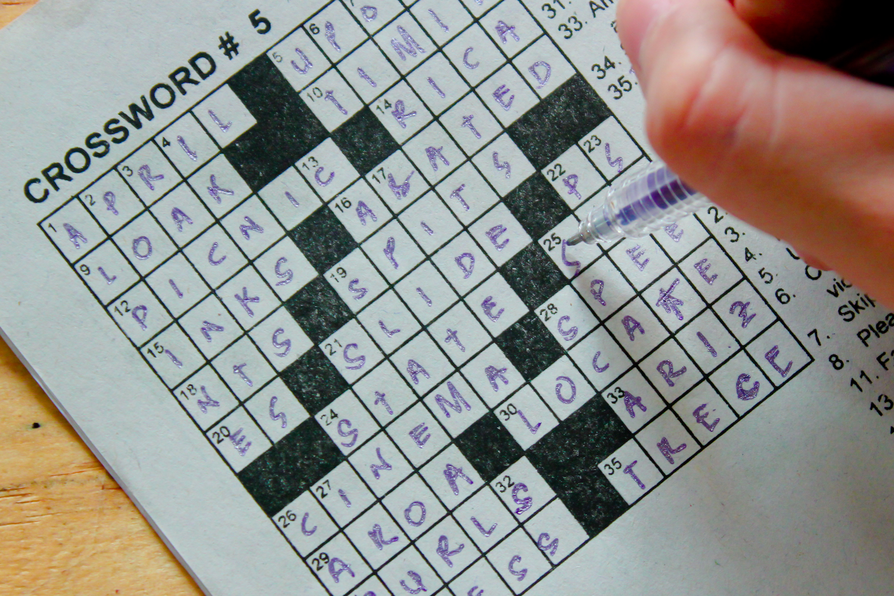 Tracing American Culture and Language Through NYT Crossword Puzzles